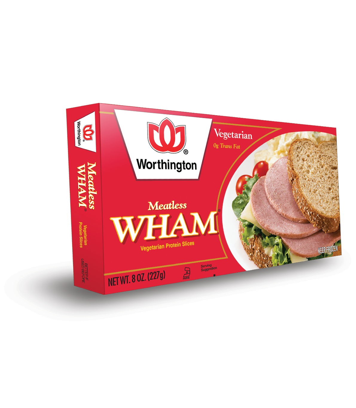 Wham heritage health food meatless wham slices forumfinder Image collections