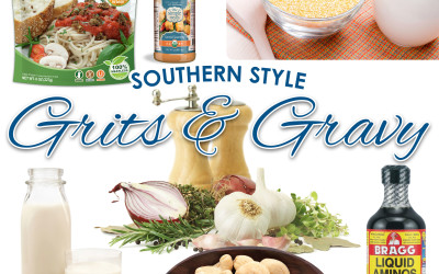 Southern Style Grits & Gravy