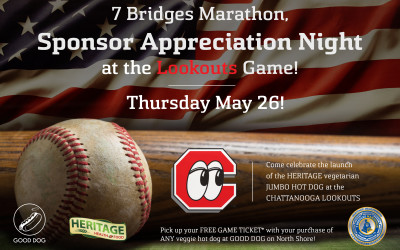 Celebrate with us and watch the Chattanooga Lookouts for FREE!
